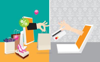Quali step segue una cliente quando acquista online?
